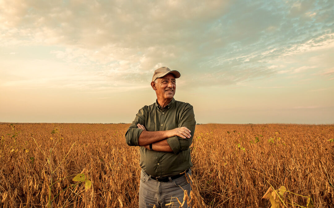 Farming: The Greying Industry